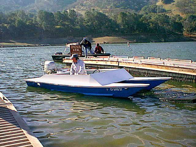 This Small catamaran boat for sale ~ Jamson
